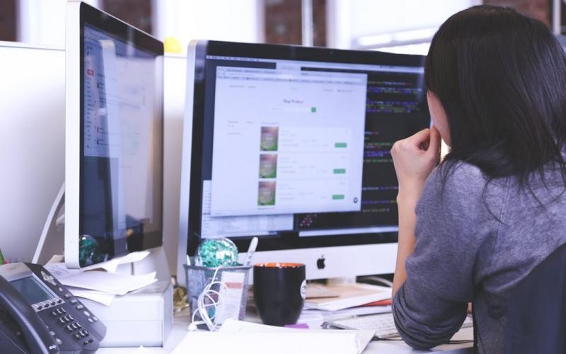 Programvara för aktiehandel